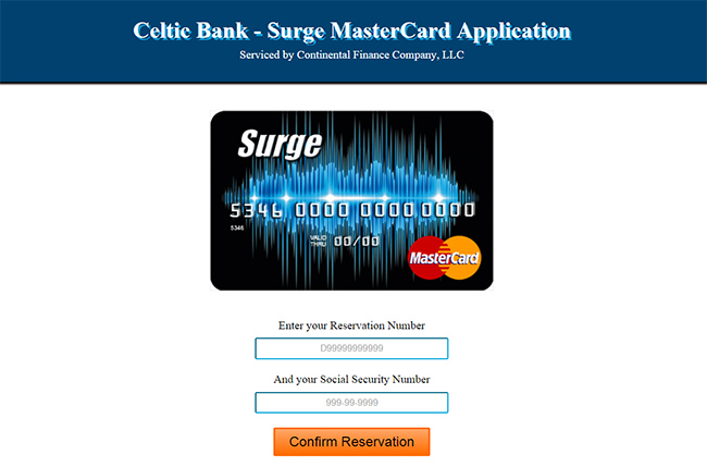 yoursurgecard