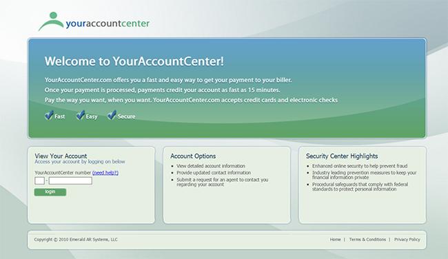 youraccountcenter